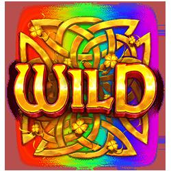 Wild Symbol of Wild Wild Riches Slot
