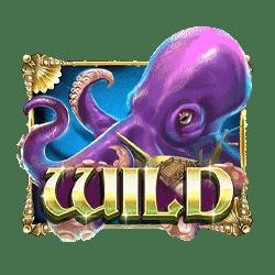 Wild Symbol of Hoard Of Poseidon Slot