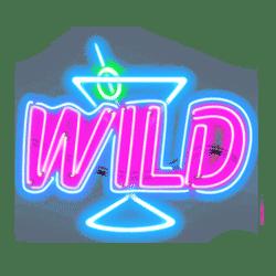 Wild Symbol of Rock the Cash Bar Slot