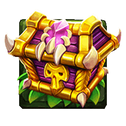Scatter of Crystal Quest: Deep Jungle Slot