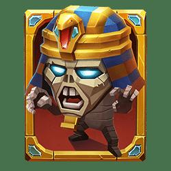 Wild Symbol of Ramses Revenge Slot