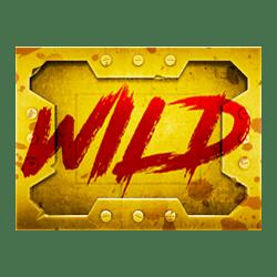 Wild Symbol of 100 Zombies Slot