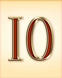 Icon 10 Divine Fortune Megaways