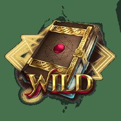 Wild Symbol of Aurum Codex Slot