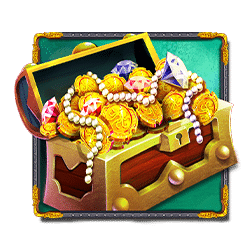 Wild Symbol of Pirate Gold Deluxe Slot