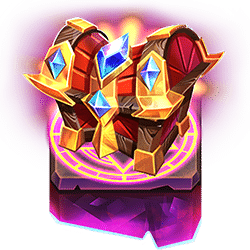 Scatter of Crystal Quest Arcane Tower Slot