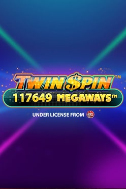Twin Spin Megaways Free Play in Demo Mode