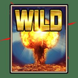 Wild Symbol of Nitropolis Slot