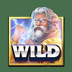 Wild Symbol of Titan Thunder: Wrath of Hades Slot