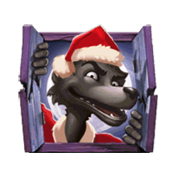 Scatter of Big Bad Wolf Christmas Special Slot