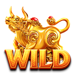 Wild Symbol of Golden Horns Slot