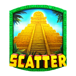 Scatter of John Hunter and the Mayan Gods Slot