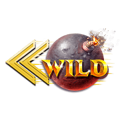Wild Symbol of 123 Boom! Slot