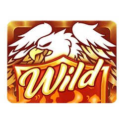 Wild Symbol of Hit The Route Slot