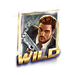 Wild Symbol of Agent Royale Slot