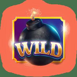 Wild Symbol of The Golden Sail Slot