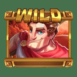 Wild Symbol of Labyrinth of Knossos Multijump Slot