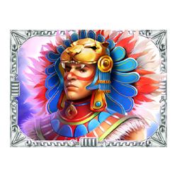 Wild Symbol of El Dorado Infinity Reels Slot
