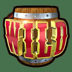 Wild Symbol of Desperate Dawgs Slot