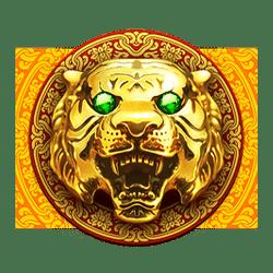 Wild Symbol of Temujin Treasures Slot