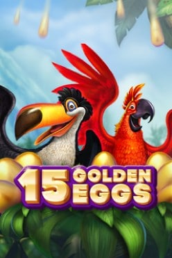 15 Golden Eggs Free Play in Demo Mode