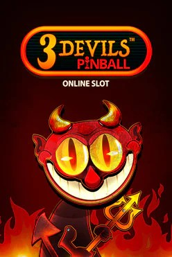 3 Devils Pinball Free Play in Demo Mode