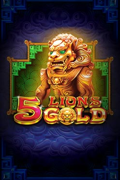 5 Lions Gold Free Play in Demo Mode