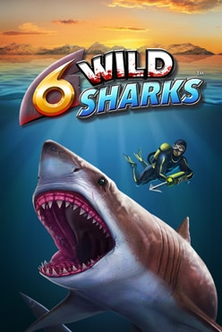 6 Wild Sharks Free Play in Demo Mode