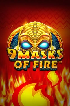 9 Masks of Fire Free Play in Demo Mode