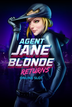 Agent Jane Blonde Returns Free Play in Demo Mode