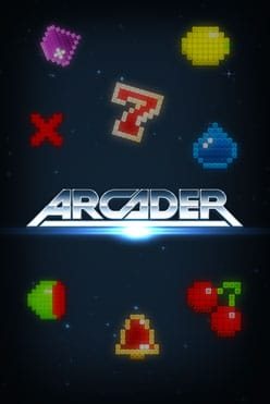Arcader Free Play in Demo Mode