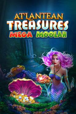 Atlantean Treasures Mega Moolah Free Play in Demo Mode