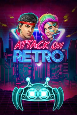 Attack on Retro Free Play in Demo Mode