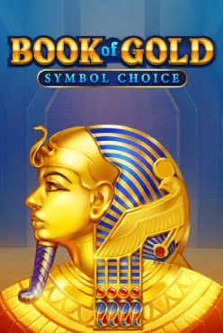 Book of Gold: Symbol Choice Free Play in Demo Mode