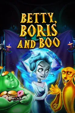 Играть Boris, Betty And Boo онлайн