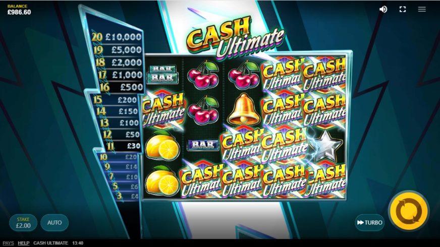 бесплатный слот Cash Ultimate