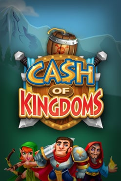 Cash of Kingdoms Free Play in Demo Mode