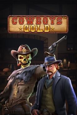 Играть Cowboys Gold онлайн