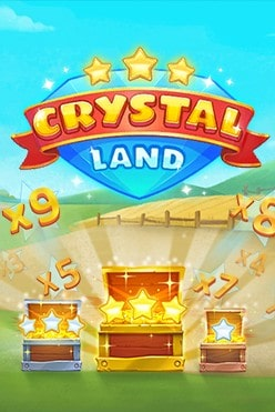 Crystal Land Free Play in Demo Mode