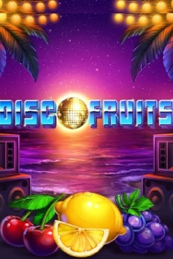 Disco Fruits Free Play in Demo Mode