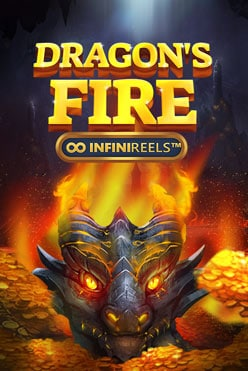 Играть Dragon's Fire Infinireels онлайн