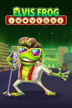 Elvis Frog in Vegas Free Play in Demo Mode