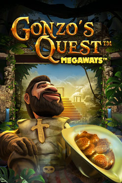 Gonzo's Quest Megaways Free Play in Demo Mode