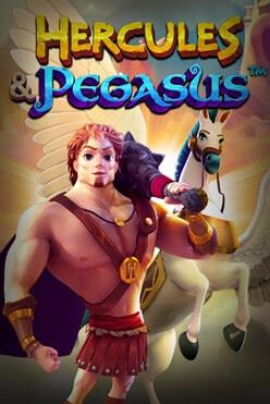 Hercules and Pegasus Free Play in Demo Mode