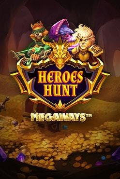 Heroes Hunt Megaways Free Play in Demo Mode