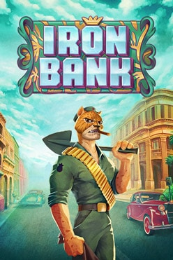 Iron Bank Free Play in Demo Mode