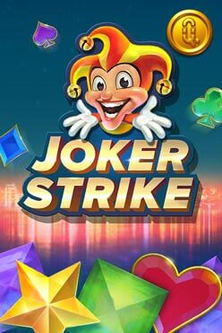 Joker Strike Free Play in Demo Mode