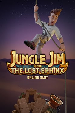 Jungle Jim and the Lost Sphinx Free Play in Demo Mode