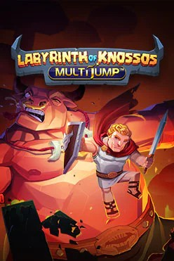 Labyrinth of Knossos Multijump Free Play in Demo Mode