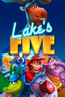 Lake's Five Free Play in Demo Mode